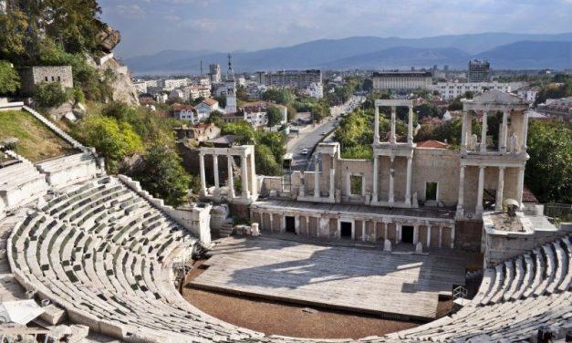 Antichitatea și modernitatea într-un singur loc – un circuit de Weekend spre Plovdiv, Capitală Culturală Europeană în 2019